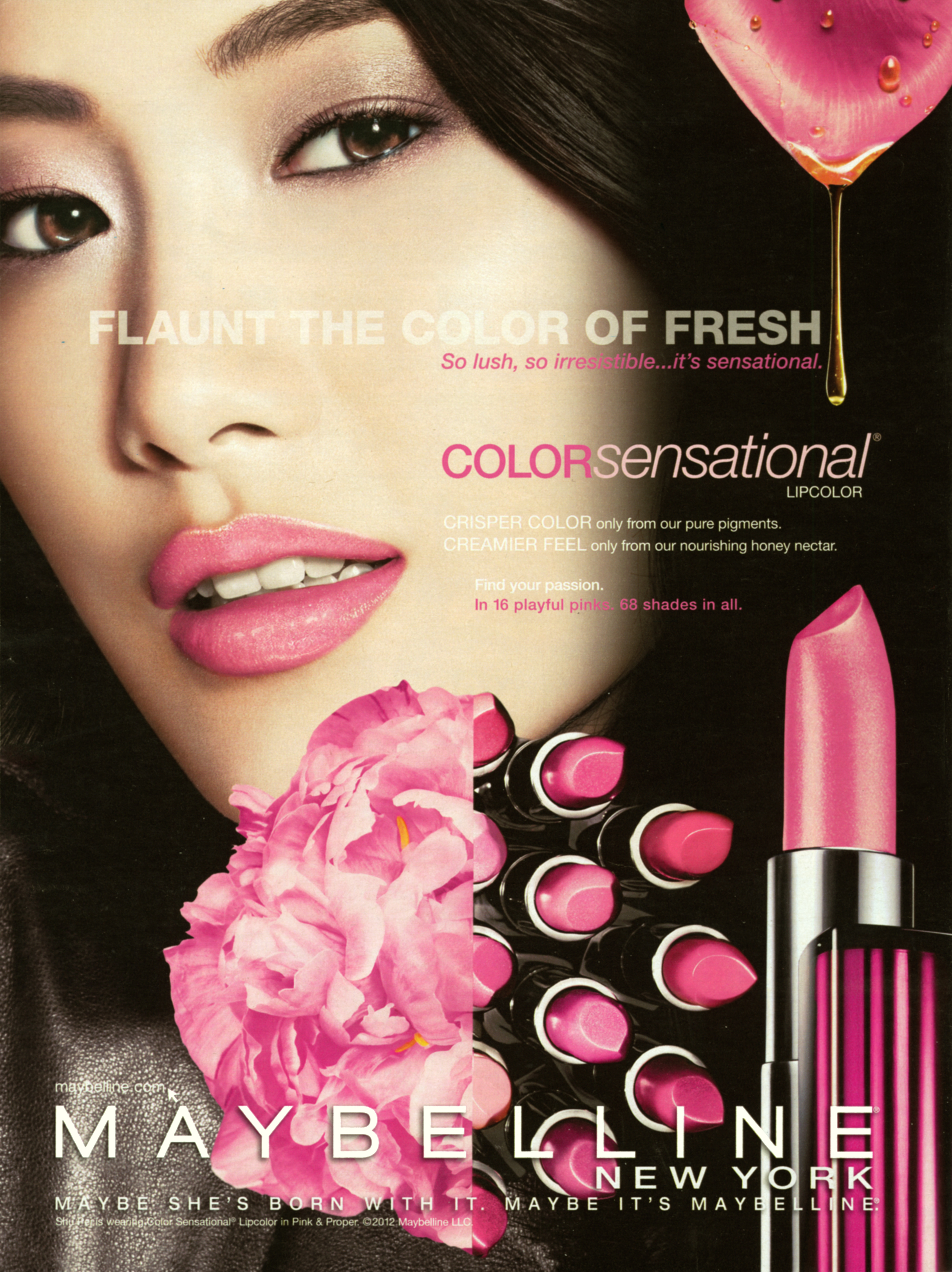 Maybelline New York: ColorSensational