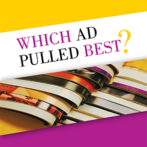 Which Ad Pulled Best?
