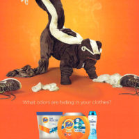 Tide Downy Odor Defense Collection